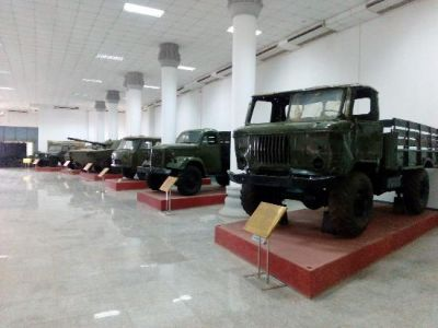 Lao People's Army History Museum