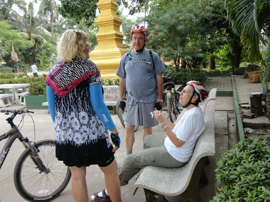 Vientiane-bycycle